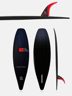 ISAORA Meyerhoffer surfboard