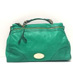 Tip: Mulberry Tote (Green)