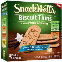 $1.00 off SNACKWELLS Biscuit Thins Coupon on http://hunt4freebies.com/coupons