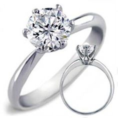 Tiffany Engagement Ring: Beautiful!!