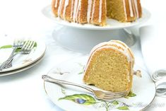 Rum Cake from Thomas Keller's & Sebastien Rouxel's Bouchon Bakery Cookbook via Bunkycooks
