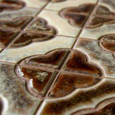 "Found it at Wayfair - Castle 11.75"" x 11.75"" Porcelain Mosaic Tile in Henna"