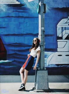 f(x)'s Krystal // Harper's Bazaar // May 2013