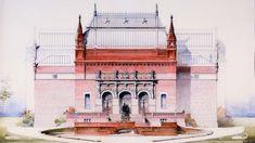 Turku Finland, Petra, Art Museum, Taj Mahal, Studio, Architecture, Building, Travel, Historia
