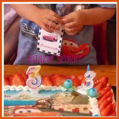 Tazze Spaiate: Festa di compleanno a tema Cars