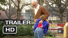 I'll just call you cinnamon.  Funny. I'm not really into Jackass but I watched it and thought it was a funny movie....Jackass Presents: Bad Grandpa Official Trailer #1 (2013) - Jackass Movie HD