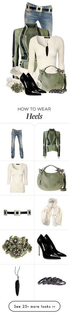 """""""❤ Jeans & Heels"""" by crapiblogabout on Polyvore"""