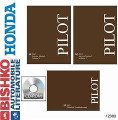 cool 2012 Honda Pilot Shop Service Repair Manual CD Check more at https://aeoffers.com/product/automotive-vehicles-online/2012-honda-pilot-shop-service-repair-manual-cd/