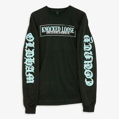 Knocked Loose - Deadringer Longsleeve