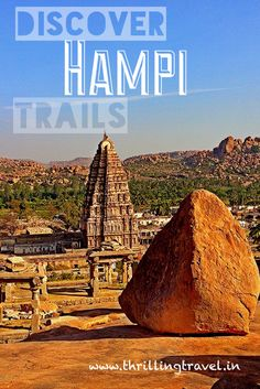 Join me on www.thrillingtravel.in and journey through the amazing ghost town of Hampi along various trails. Discover the lovely ruins of this UNESCO heritage attraction in Incredible India