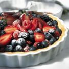 Try the Mixed Berry Tart Recipe on williams-sonoma.com/