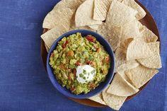Roasted Vegetable Guacamole Recipe