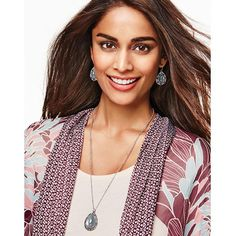 Opalescent Teardrop Necklace and Earring Gift Set | Avon A stunning pendant sure to completely your outfit. Teardrop stone set in antiqued silvertone, in 2 classic colors to choose from. Regularly $16.99. NEW & NOW! Shop online with FREE shipping with any $40 online Avon purchase. #CJTeam #Avon #Style #Sale #Jewelry #New #Fashion Shop Avon jewelry online @ www.thecjteam.com.