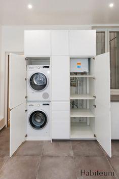 Method Ikea, Dressing Ikea, Ikea Laundry, Bed Slats, Ikea Hackers, Laundry Room Design, Sweet Home, New Homes, Cooking