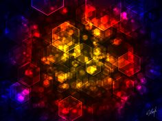 All hex artwork ships within 48 hours and includes a money-back guarantee. Choose your favorite hex designs and purchase them as wall art, home decor, phone cases, tote bags, and more! Rainbow Island, Composition Art, Digital Paintings, The World's Greatest, Vivid Colors, Fine Art America, Art Photography, Abstract Art, Glow