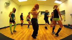How Low - Ludacris Zumba with Mallory HotMess (+playlist) LOVE Anything where I can shake my A$$ LOL