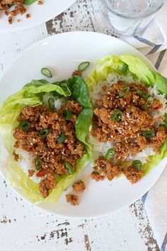 This recipe for slow cooker Asian chicken lettuce wraps is sweet, slightly salty, and so easy to make. If you think slow cooker recipes are only for cold weather, think again.