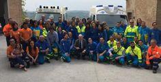 Inaugurati i locali ristrutturati in via Conti e un'ambulanza