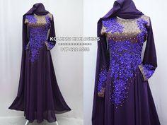 KOLEKSI EDELWEISS Baju Kurung Moden Baju Pengantin,Tunang Muslimah Terkini