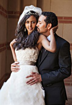 #Ethiopian #Habesha wedding shoot