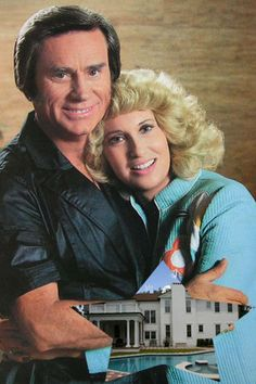 George Jones, Tammy Wynette