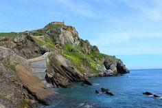L ' Ermitage de San Juan Pays Basque Espagnol.