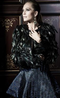 Stunning Erika Heynatz, Sunday Mail