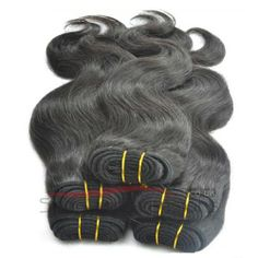 5A Full Head Virgin Hair Extensions Brazilian Hair Weave Body Wavy Unprocessed Natural Black 4pcs/lot 240g
