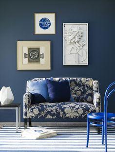 Farbgestaltung Wohnung   Interieur Ideen Voll Von Kolorit | IDEEN |  Pinterest | Farbgestaltung, Gefangen Und Stimmung