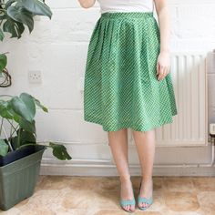10 Free Skirt Patterns for every occasion                                                                                                                                                                                 More