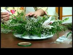 OASIS® Floral Products ~ How To ~ Glad Tidings - YouTube