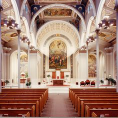 St. Peter Cathedral, Scranton, PA