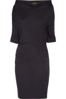 Vivienne Westwood Anglomania  Arianna stretch-jersey dress  $350