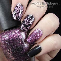 Nail Art by Belegwen: BP-43
