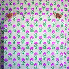 papier fleuri çiçek / copirates