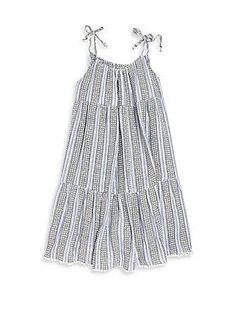 Zimmermann Kids Toddler's, Little Girl's & Girl's Zephyr Smock Dress