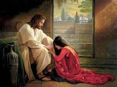 Forgiven   by Greg Olsen
