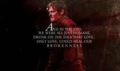 Daryl Dixon The Walking Dead. Brokenness. TWD. Quotes