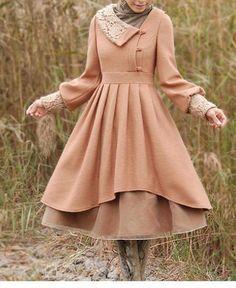 vintage inspired winter coat