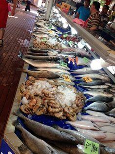 Fethiye Balık Hali şu şehirde: Fethiye, Muğla