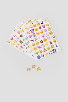 Emoji sticker pack #Francescas