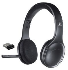 Amazon.com: Logitech Wireless Headset h800 for PC, Tablets and Smartphones: Electronics