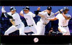 New York Yankees Four Stars - Costacos 1998