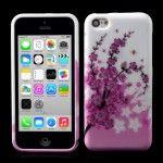 iPhone 5C Mintás Szilikon Tok R-Mobile Pack RMP-55-09