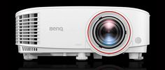 BenQ TH671ST DLP Projector - Front View