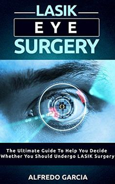 Are you thinking of Lasik Eye Surgery? Read This!: