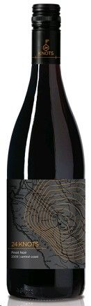 Riverside Wines 24 Knots Pinot Noir 2009. www.riversidewines.com