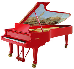 Fazioli Marco Polo Grand Piano
