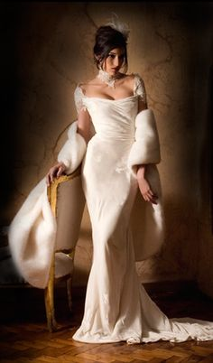 #wedding dresses by Angelina Colarusso-Natalia
