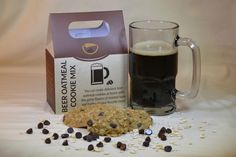 Beer Oatmeal Cookie Mix